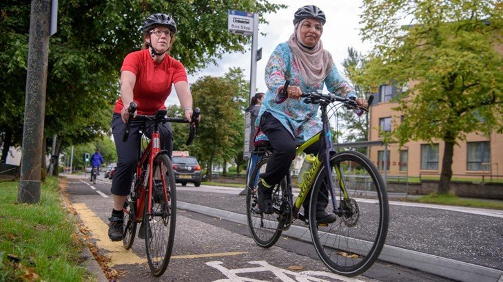 test Twitter Media - Nicola Sturgeon announces £27m for walking and cycling infrastructure projects across Scotland, as part of #PlacesForEveryone programme: https://t.co/VRUsUbVBC1 https://t.co/lsjK63mN7d