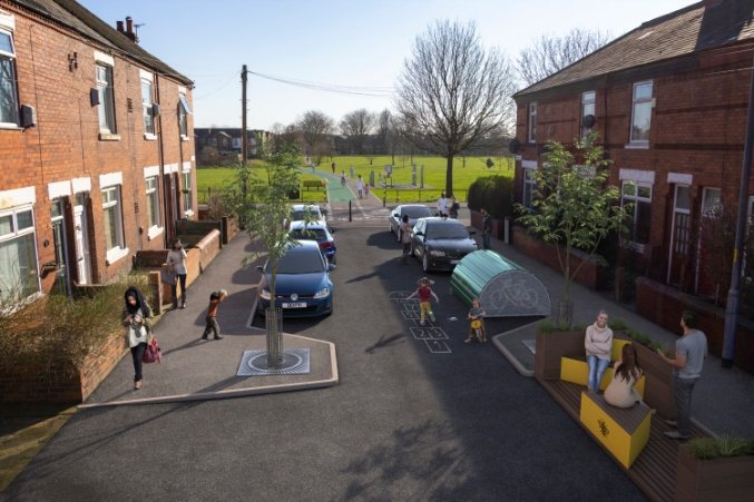 test Twitter Media - A community-led project which aims to create the most cycling and walking-friendly area in Greater Manchester has picked up a prestigious award at a national summit 🚲🚶🏾♀️   Congratulations to @LevyBeelines! 👏   https://t.co/hQ5lXd1HLh https://t.co/QpfKX17LqY