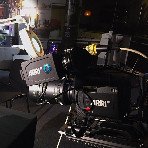#ARRI #MiniLF officially added to the #Netflix Cameras and Image Capture list.