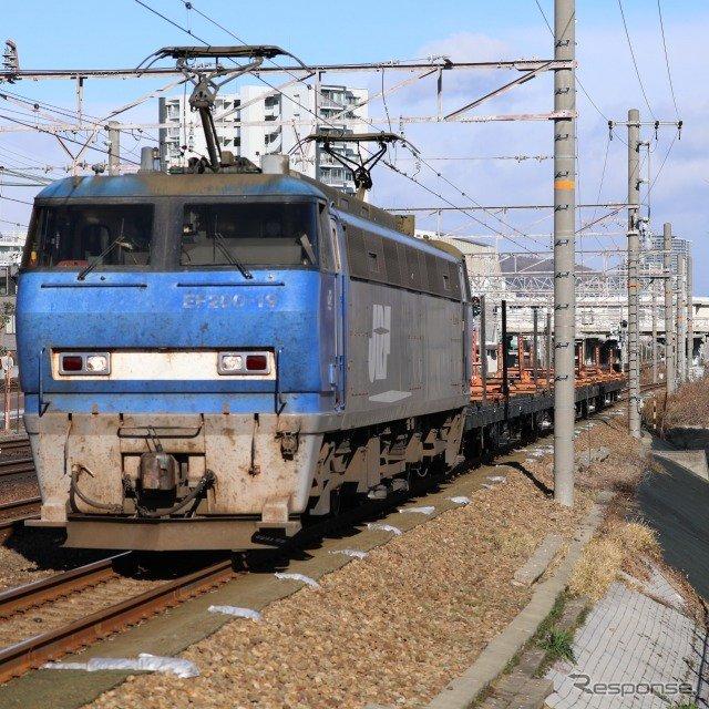 test ツイッターメディア - 引退する稀少な大物車を京都鉄博で展示、3月引退のJR貨物EF200形機関車も 11月16日から https://t.co/TzbWzqDx1b  #JR貨物EF200形機関車 #京都鉄博 https://t.co/3qQMD66W7S