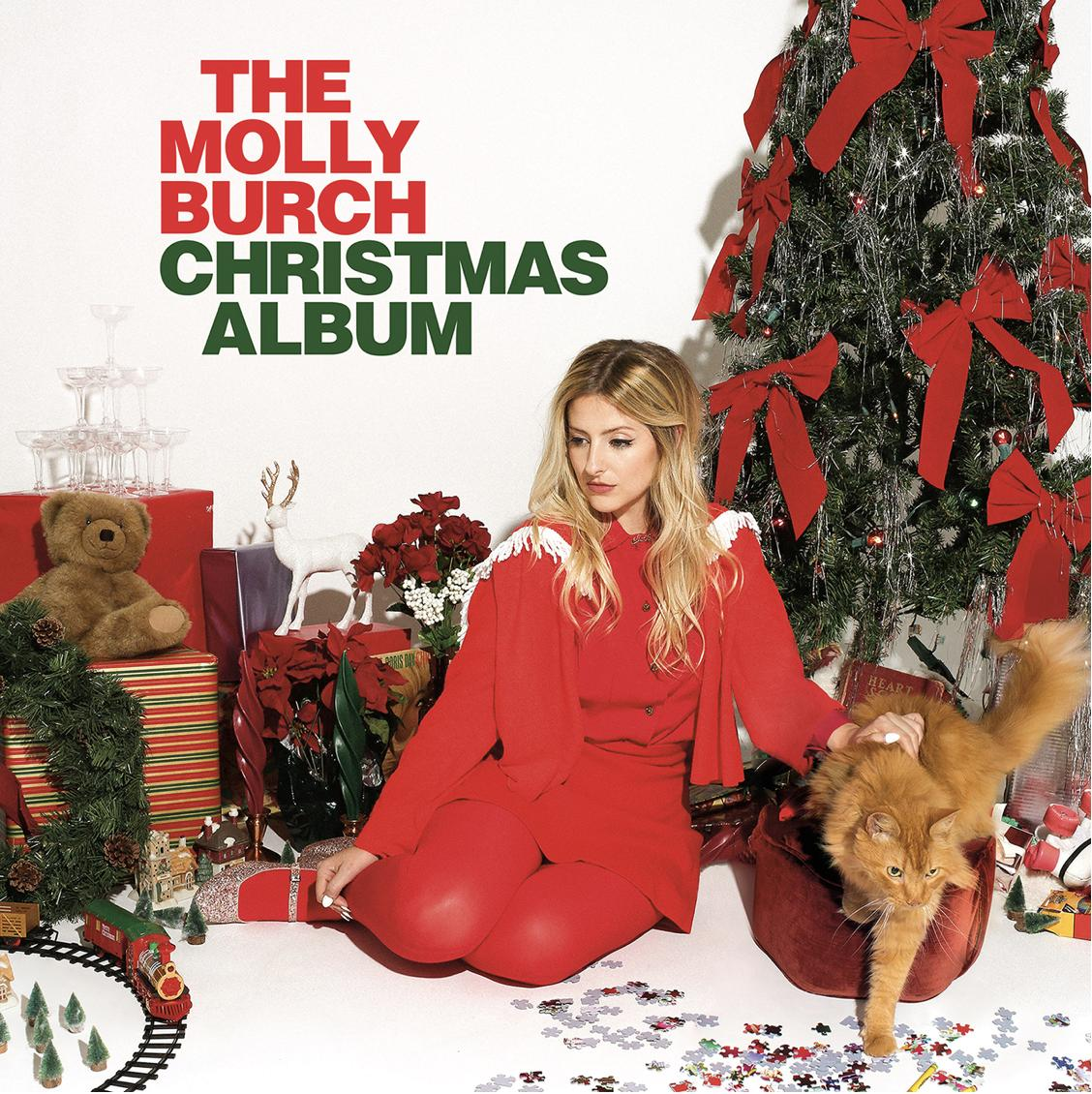 @mollyjburch IS RELEASING A CHRISTMAS ALBUM. REPEAT: MOLLY BURCH IS RELEASING A CHRISTMAS ALBUM. THIS IS NOT A DRILL. OUT NOV 15 @capturedtracks TRACKS https://t.co/Gjl12cgo3o