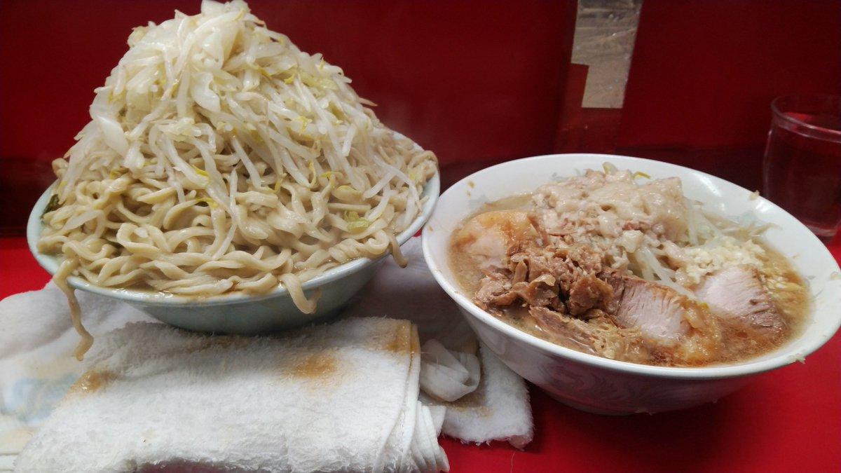 ラーメン二郎三田本店 社長 大豚ラーメン麺 カワサキ 訓練に関連した画像-05