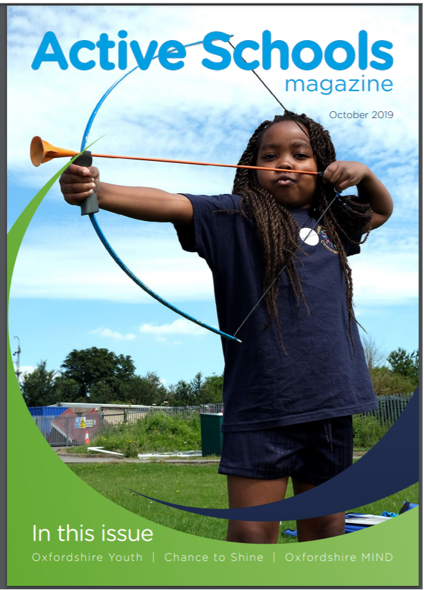 Check out our latest edition of the Active Schools E-magazine👇 https://t.co/aR53i4sULu