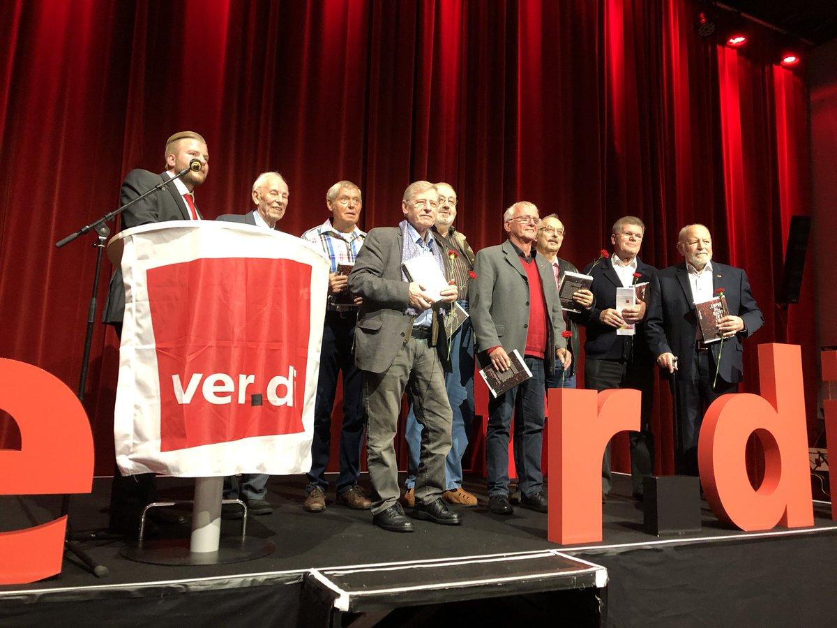 test Twitter Media - Jubilarehrung meiner Gewerkschaft Ver.di in Wuppertal. Wunderbar wieder viele Kolleginnen und Kollegen zu treffen. Und ein großes Dankeschön an alle Jubilarinnen und Jubilare für Ihre langjährige Treue zu unserer Organisation. https://t.co/3ipjnc0b36