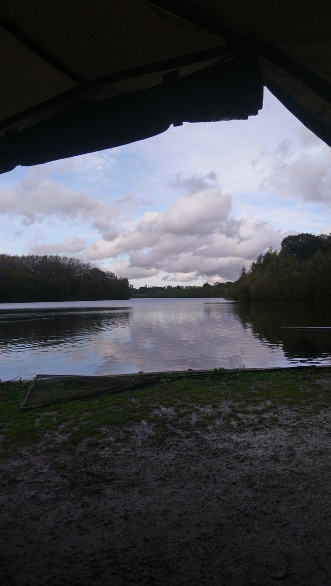Out on the park <b>Lake</b> for a quick overnight #urbancarping #carpfishing #angling #carp https://