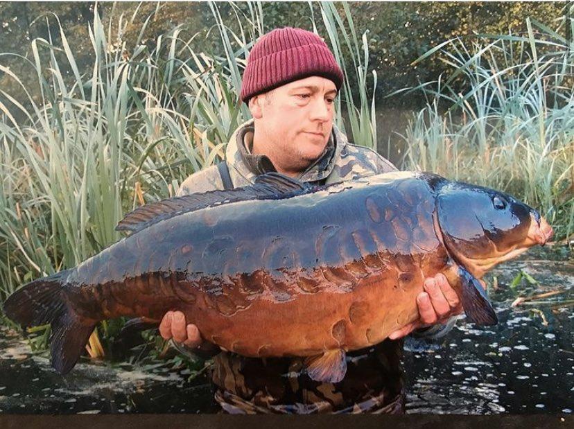 Well done Garry, <b>Stunning</b> catch 💪🏻🎣 @TheCARPbible  #Carp #CarpFishing #Fishing https