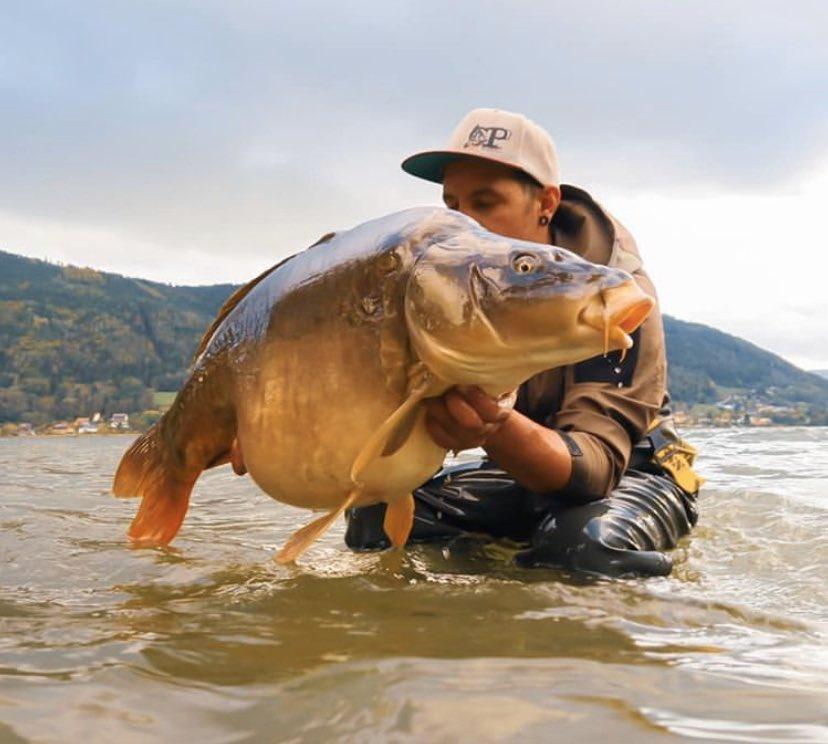 Big shout to Erwin Rudorfer ud83dudcaaud83cudffbud83cudfa3 @TheCARPbible   #Carp #CarpFishing #Fishi