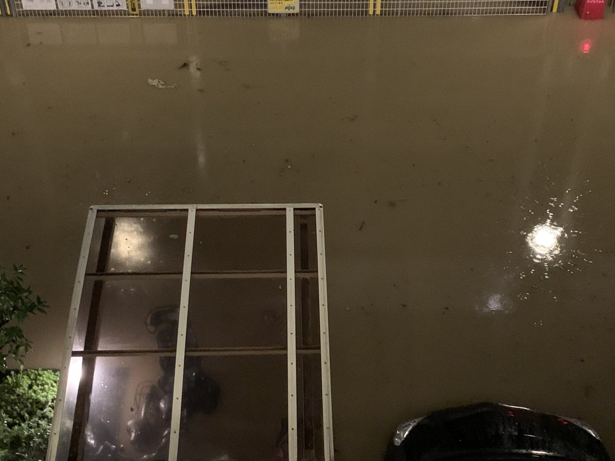 武蔵小杉 多摩川決壊 ハザードマップ 汚水まみれ 二子玉川に関連した画像-06
