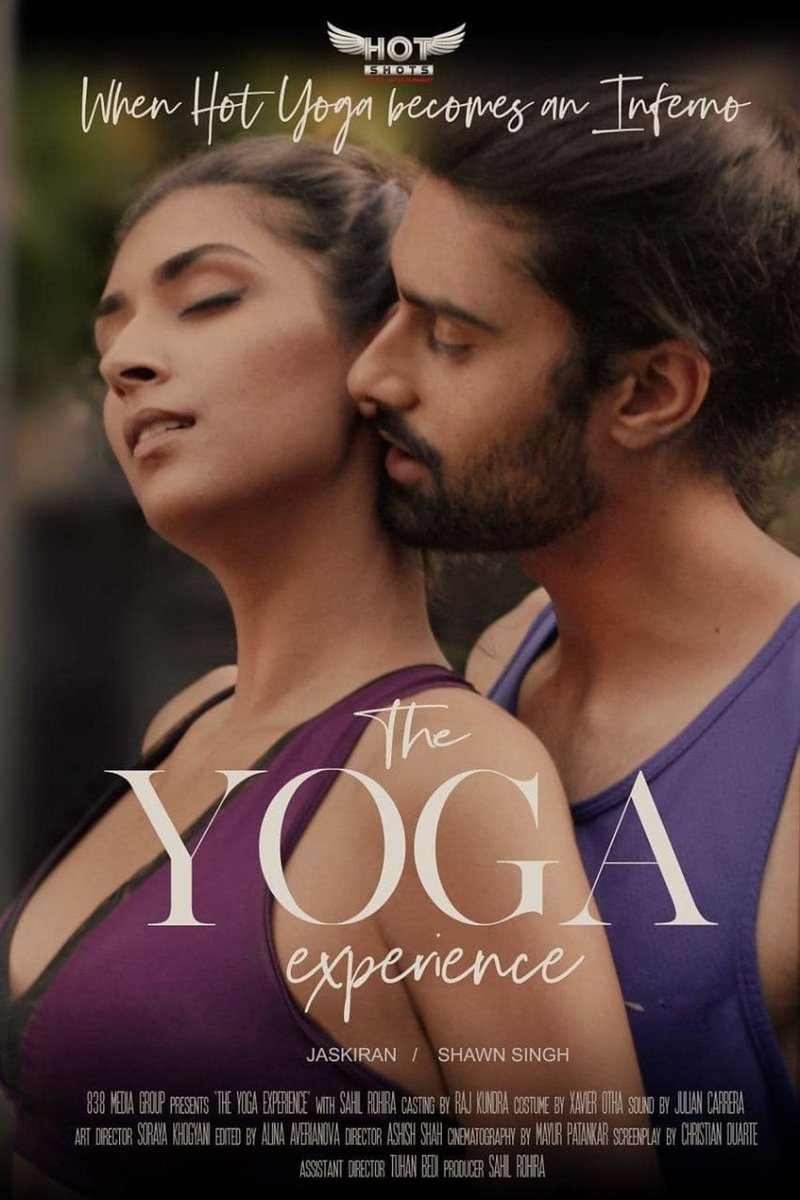 test Twitter Media - 18+ The Yoga Experience - Hotshot Original -1080p Complete Series Available at TehPardox. #AdultingAndStuff #Hindi #WATCH #BigilTrailerDay #Verithanam #ThalapathyVijay #yoga #hotshot #yogagirl #Happy20MAX #HappyBirthdayJimin #OurLightJimin #WithJiminTillTheEnd withjim https://t.co/RuXcvD6RpI