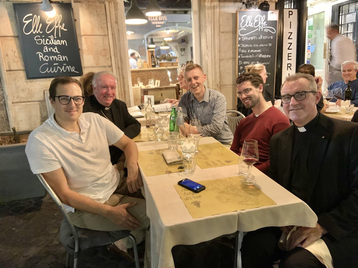 test Twitter Media - Out tonight with Fr James and our Portsmouth students from the English College https://t.co/vK7qY20TtU