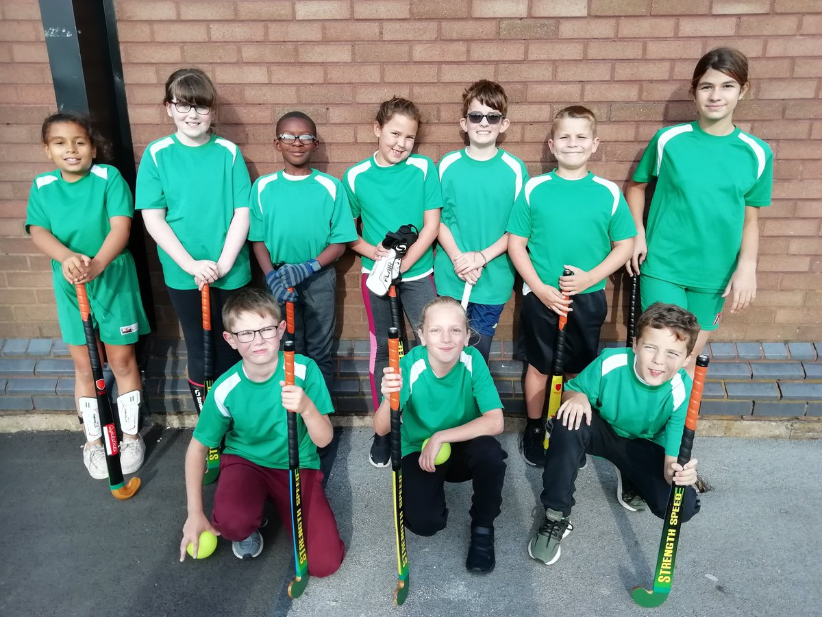 test Twitter Media - Last Wednesday the Hockey group played matches for the first time together.@KingsHeathSP Hockey event. One team finished 3rd in their comp and one 4th. Well done https://t.co/7bUlqiak24