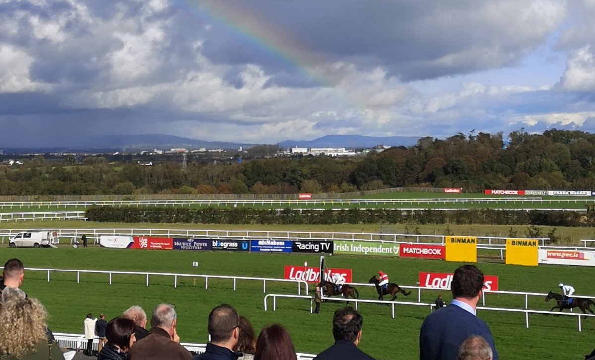 test Twitter Media - @LimerickRaces racing under a rainbow today! #ComeRacing https://t.co/lWMWdMXrsU