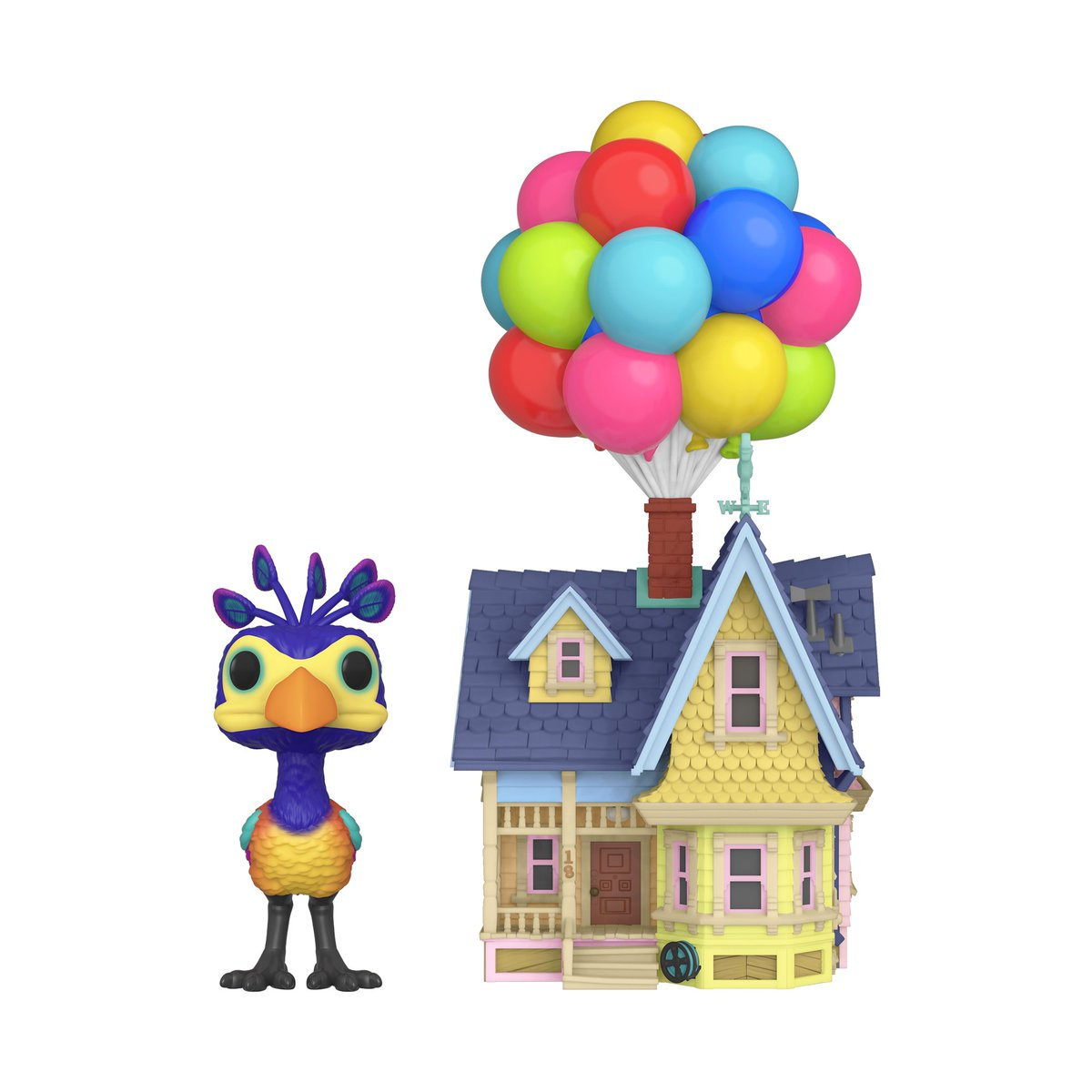 test Twitter Media - RT & follow @OriginalFunko for a chance to WIN a 2019 #NYCC exclusive Kevin With Up House Pop! Town!  #Funko #Exclusive #Giveaway #FunkoNYCC #NYCC #Disney #Up #PopTown https://t.co/3sGGzv3j4N