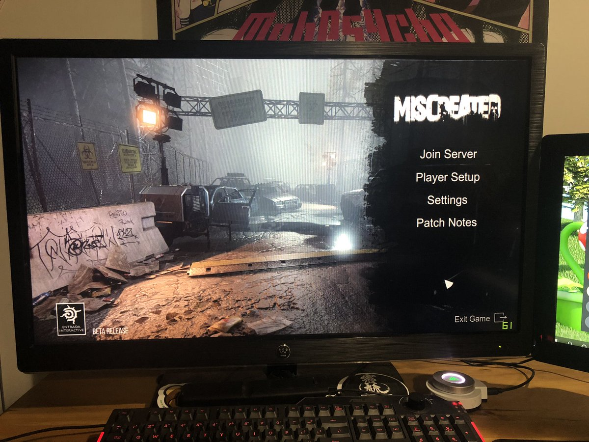 test Twitter Media - About to try out some Miscreated!  One of the two steam purchases 😏 #steamsale #miscreated #gaming https://t.co/lP3Yb7FEzf