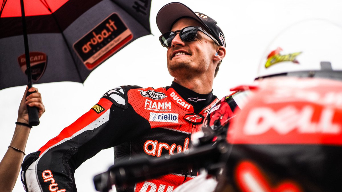 test Twitter Media - 👌🏻 @chazdavies7 back to the rostrum with second in San Juan!  The Welshman didn't give up in Race 2, coming from as low as seventh to mount the podium once again!  #ARGWorldSBK 🇦🇷  📃| #WorldSBK https://t.co/qFXdtrh6gf https://t.co/xm3YkmMWX0