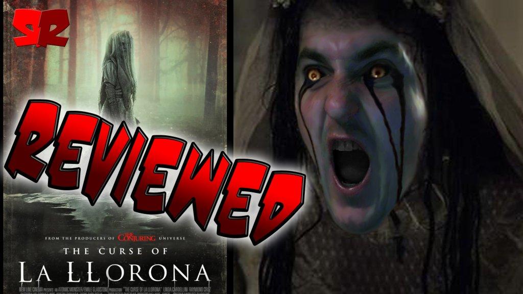 0089 – The Curse of La LloronaReview...