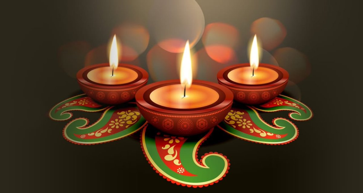 Wishing each and every one of you a #HappyDeepavali. May you be blessed with peace & happiness.   दीपावली की हार्दिक शुभकामनाएं।