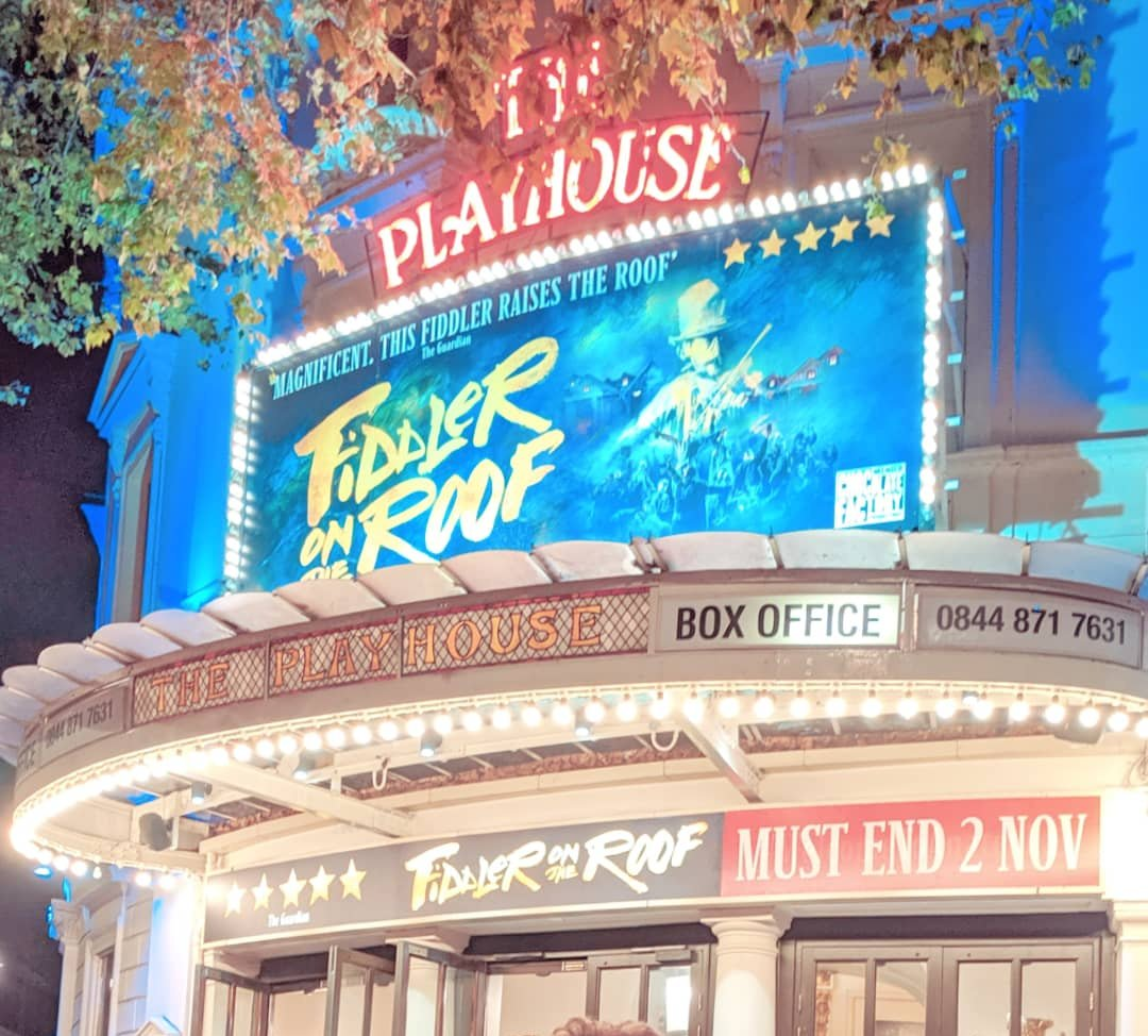 test Twitter Media - Fiddler on the Roof here I come! @FiddlerWestEnd  🎵🎼🎶 https://t.co/lpWig0XJTS