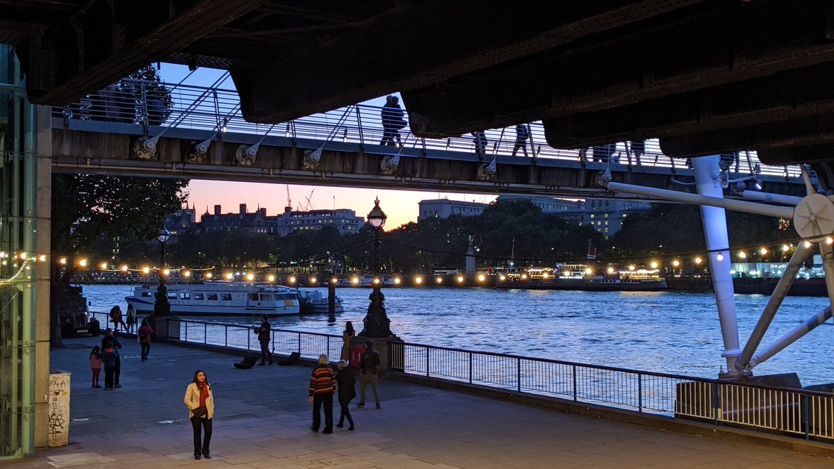 test Twitter Media - the South Bank in real-time. Wonderful! #london https://t.co/nCGBhgPTW2