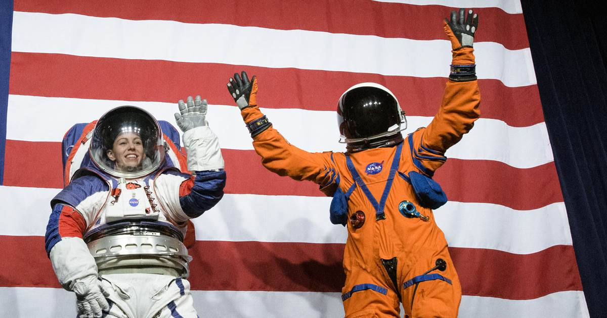 From Mercury to Artemis: The evolution of the spacesuit
