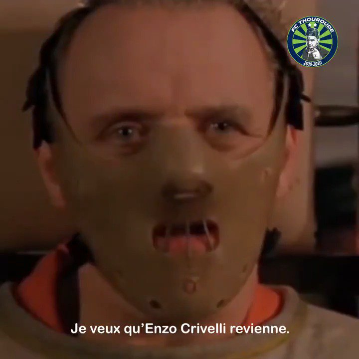 👿 @CoachDupraz est de retour et il ne rigole pas 😵 Le @SMCaen est prévenu c'est 4-4-2 ou rien !  (PS : Qui a le numéro d'Enzo Crivelli ? On doit libérer Pascal là ... )   #FCThouroude #SMCaen #Dupraz @ThomasThouroude @sofoot @ParionsSport (poke @WeAreMalherbe)