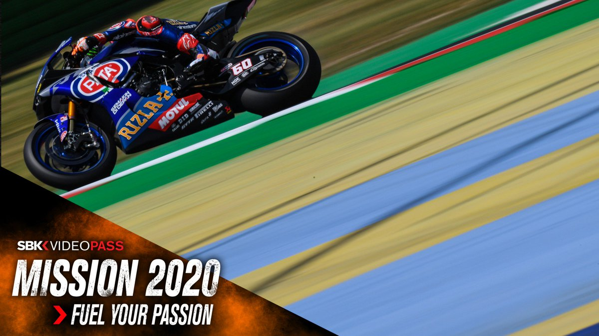 test Twitter Media - 🙌Mission 2020: Yamaha refine, refresh and aim to recapture titles!  Out with the old and in with the new, there's certainly no messing around in 2020 from the boys and girls in blue…  📃| #WorldSBK https://t.co/I2rqqYG6TM https://t.co/3WcO1G6NbL