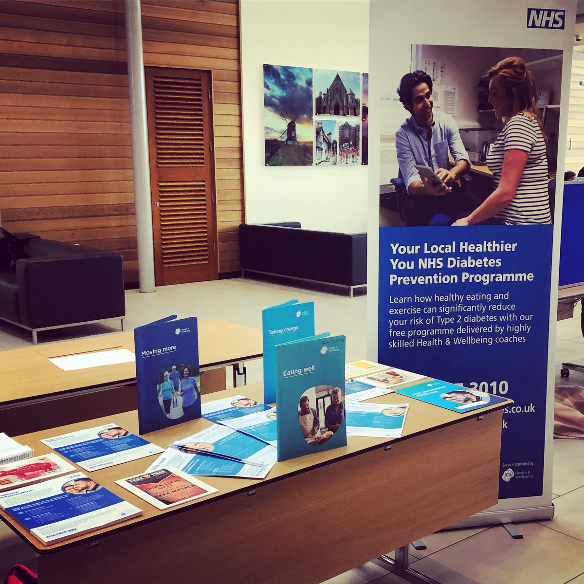 test Twitter Media - We were in Aylesbury, Buckinghamshire at the Practice Staff PLT event raising awareness of the local healthier you NHS Diabetes Prevention Programme. For more information visit our website: https://t.co/Uuo6aAxBan #DPP #Diabetes #Type2 @bucksccgs https://t.co/5vVND4oIOZ