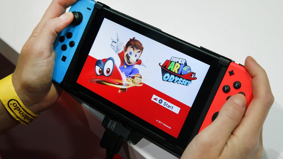 Nintendo Switch consoles surpass 15M units sold in North America