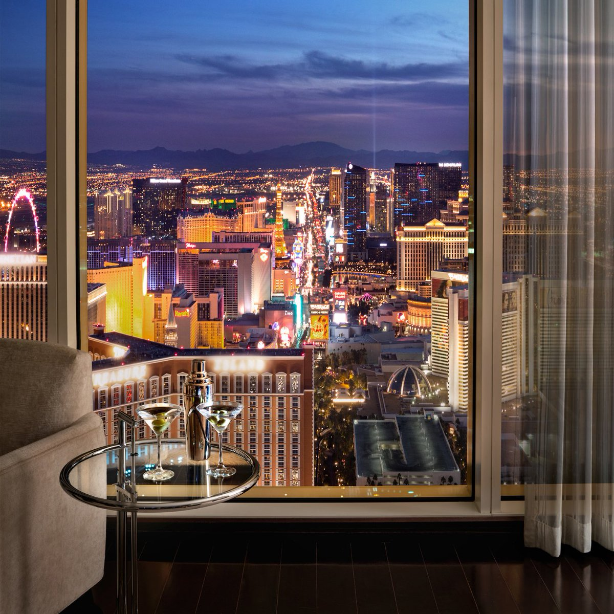 Las Vegas is more than its casinos.  Explore the city on your own terms  @TrumpLasVegas