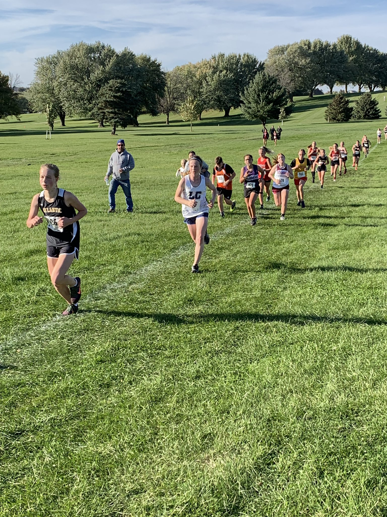 Congrats to the MS Boys and Girls XC teams. Boys repeated as conference champs and girls were runner ups. https://t.co/JsgUBqioza