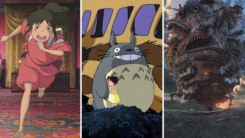 RT @THRGlobal: All 21 StudioGhibli films to stream exclusively on HBO Max in the U.S.