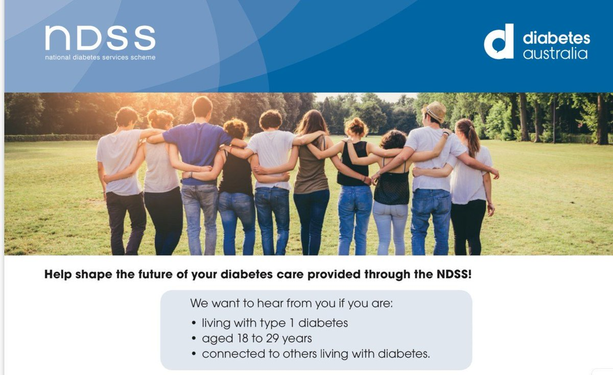 test Twitter Media - Wanted by #NDSS @DiabetesAus Young Aboriginal and Torres Strait Islander Youth with Type 1 #Diabetes   Please email for more your Expression of Interest to Siobhan at:  srjohnston@diabetesvic.org.au  by Sunday 27 October 2019 #NACCHOYouth19 https://t.co/6iY8YziID2