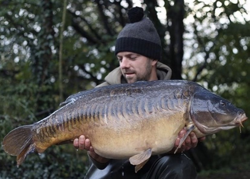 Well done Danny, top catch <b>💪🏻🎣</b> @TheCARPbible   #Carp #CarpFishing #Fishing https://t