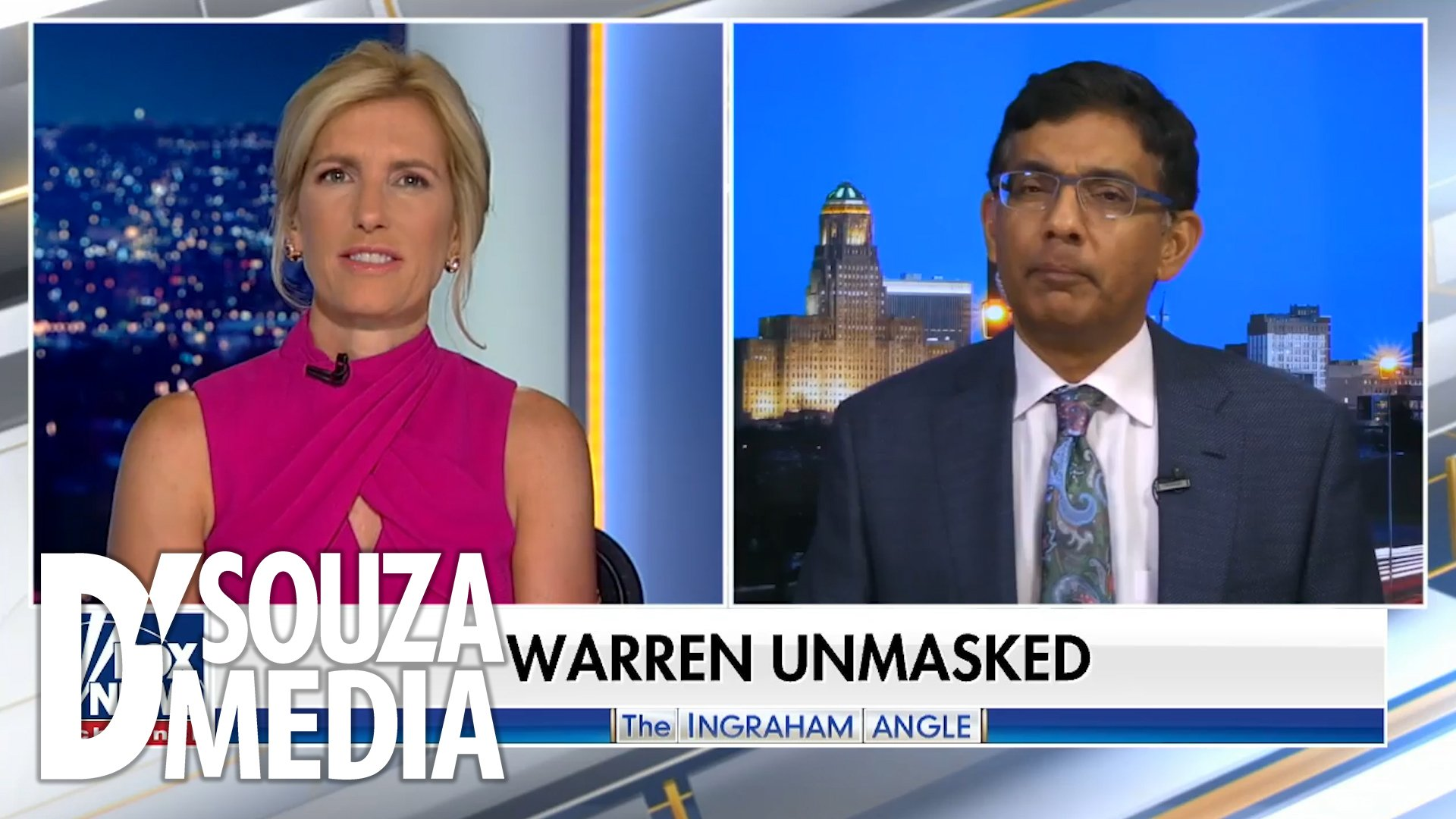 "🎥 @EWarren says she's ""a capitalist!""  This is obviously complete nonsense.  So what's really going on here?  Watch to find out ⤵️  @IngrahamAngle @realDonaldTrump @TeamTrump @TrumpWarRoom https://t.co/JTuKAFznsu"