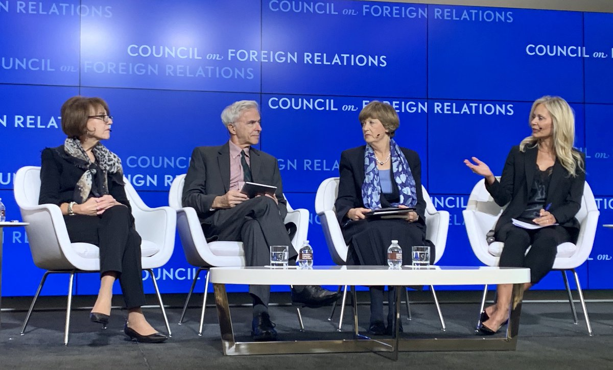 "test Twitter Media - Happening Now: PI Exec. Director @DMLehr moderates @CFR_org panel on ""China and the United States: What Is Next for the Global Trading System,"" with Former USTR Charlene Barshefsky, @J_A_Hillman, and @PaulBlustein. #China #Trade https://t.co/bEf19ollWw"