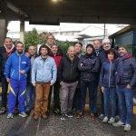 Non si ferma la mobilitazione dei lavoratori del gruppo Whirlpool, anche oggi blocco della portineria a Varese https://t.co/ubKi2hTBdg