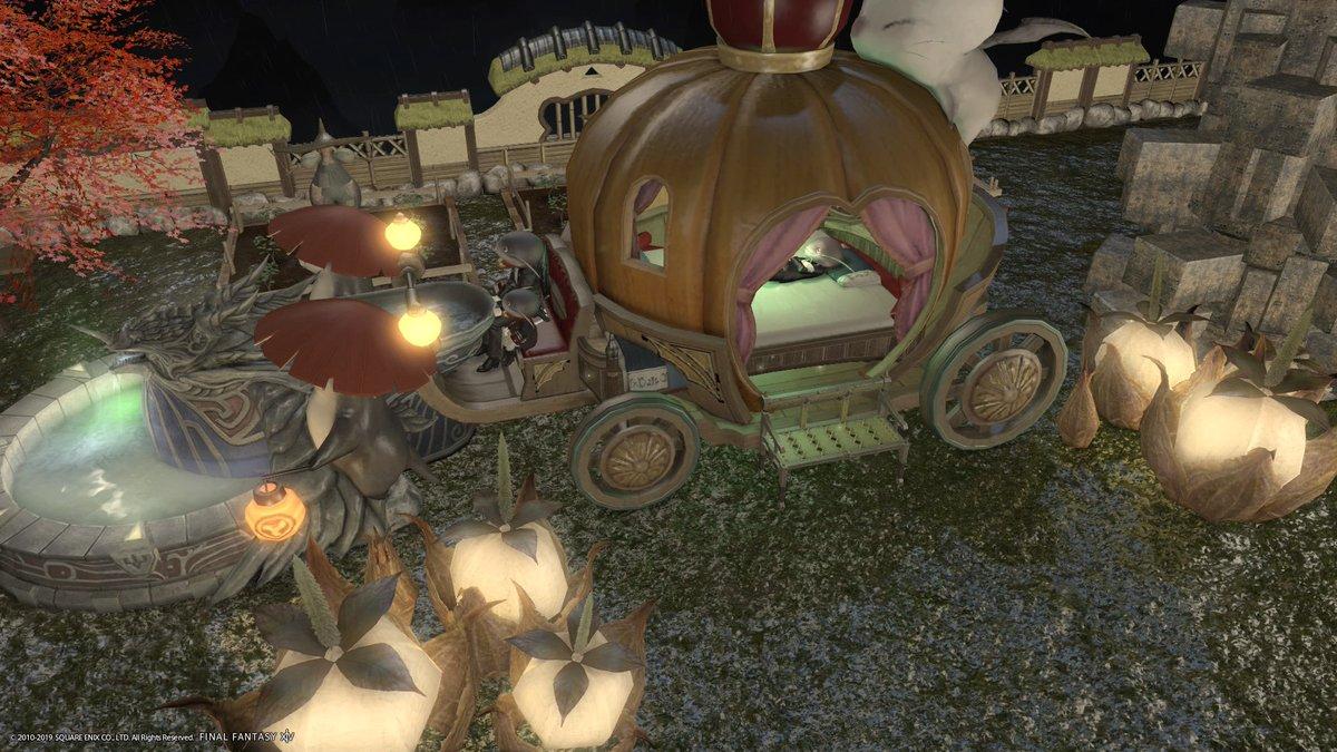 test ツイッターメディア - かぼちゃの馬車ではしゃぐDK https://t.co/taslCmLFjL
