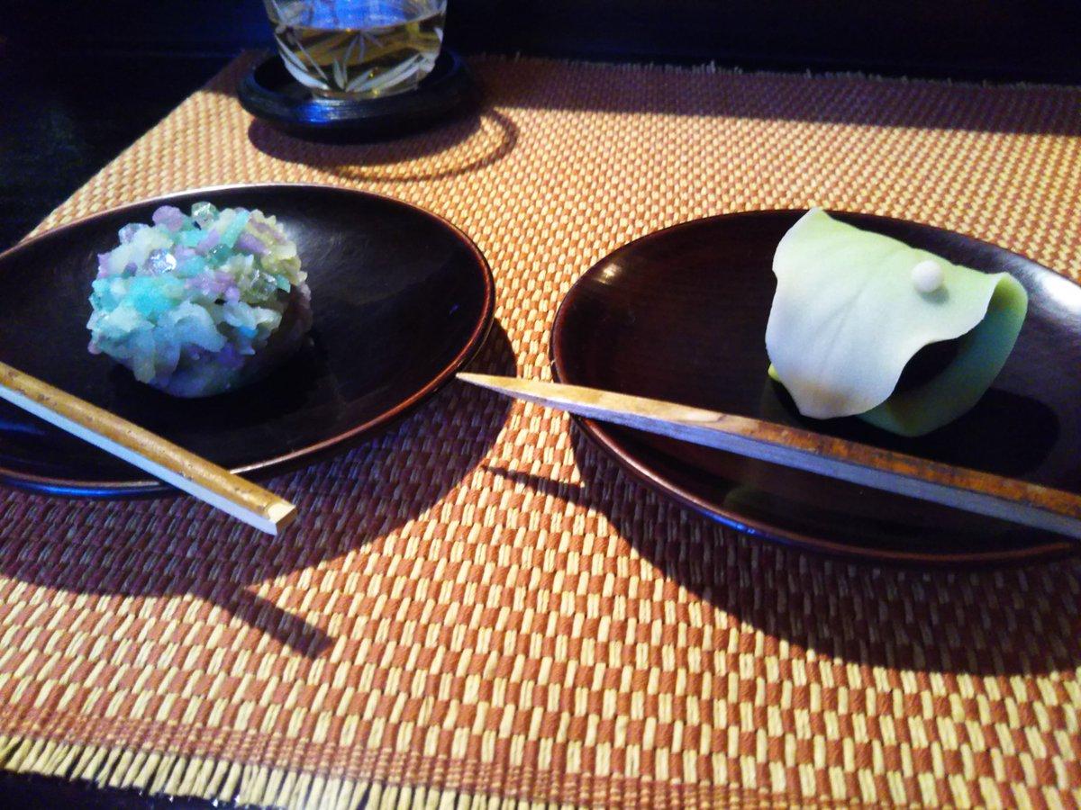 test ツイッターメディア - @S___bucky スイーツオススメは鶴屋吉信さんの目の前で作ってくれる和菓子です。地下には菓子工芸の保管庫があり、事前に言えば多分案内してくださいます。烏丸御池にある栖園さんのおしるこもオススメです。お土産には緑寿庵清水の金平糖を https://t.co/MBVIy4S3TE