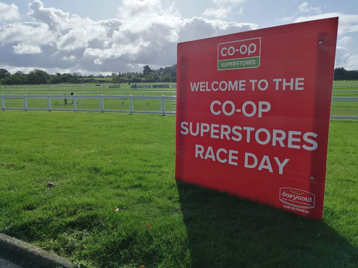 test Twitter Media - It's @CoOpSuperstores Race Day @corkracecourse today - cracking weather and lots to see too ! https://t.co/WmZdD1TqZl