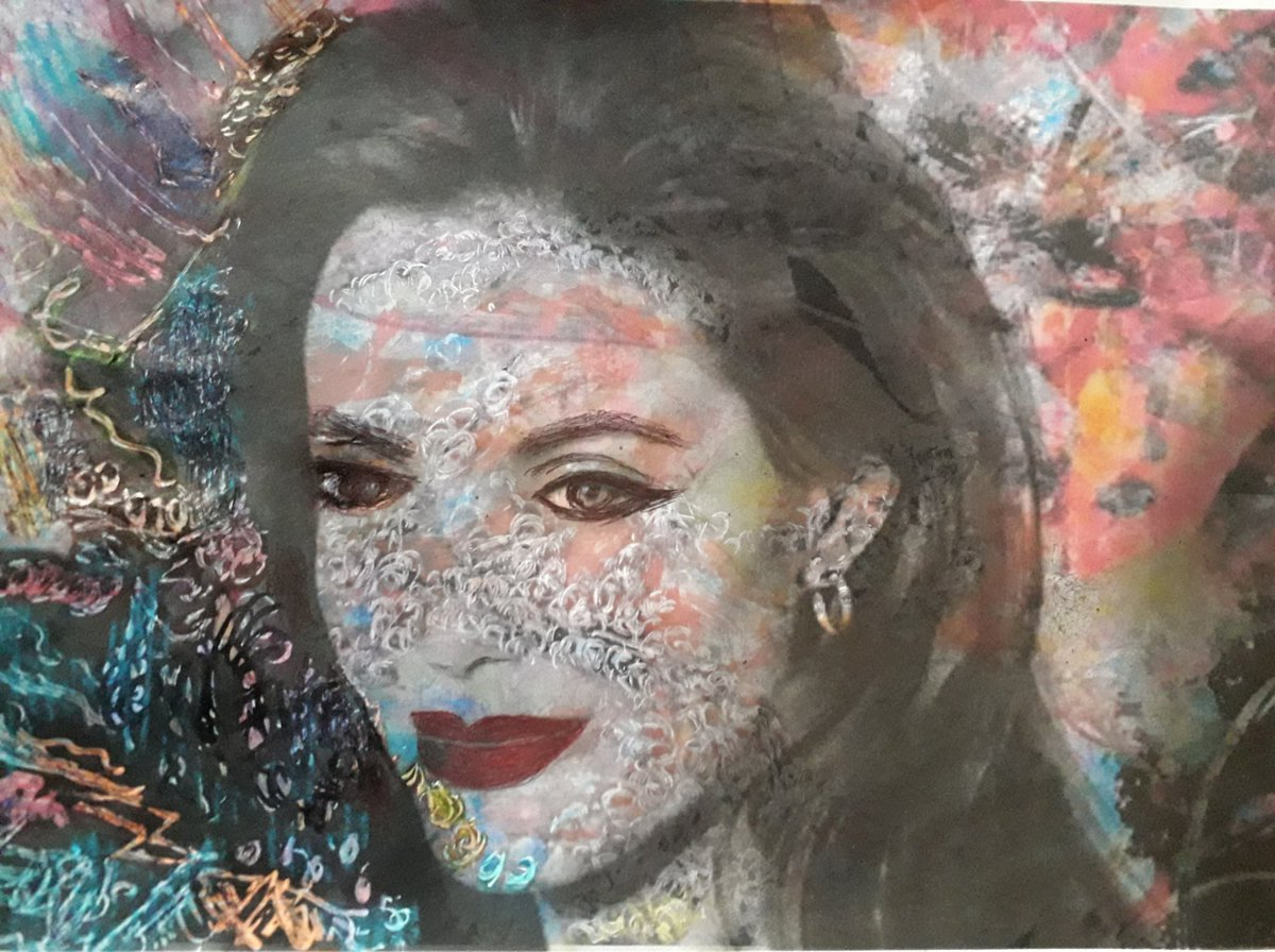 test Twitter Media - Angelina NEW ULTRA POP ART IN PROGRESS  by Ultra Pop Artist Gianna Liani https://t.co/lV1RnkbHId