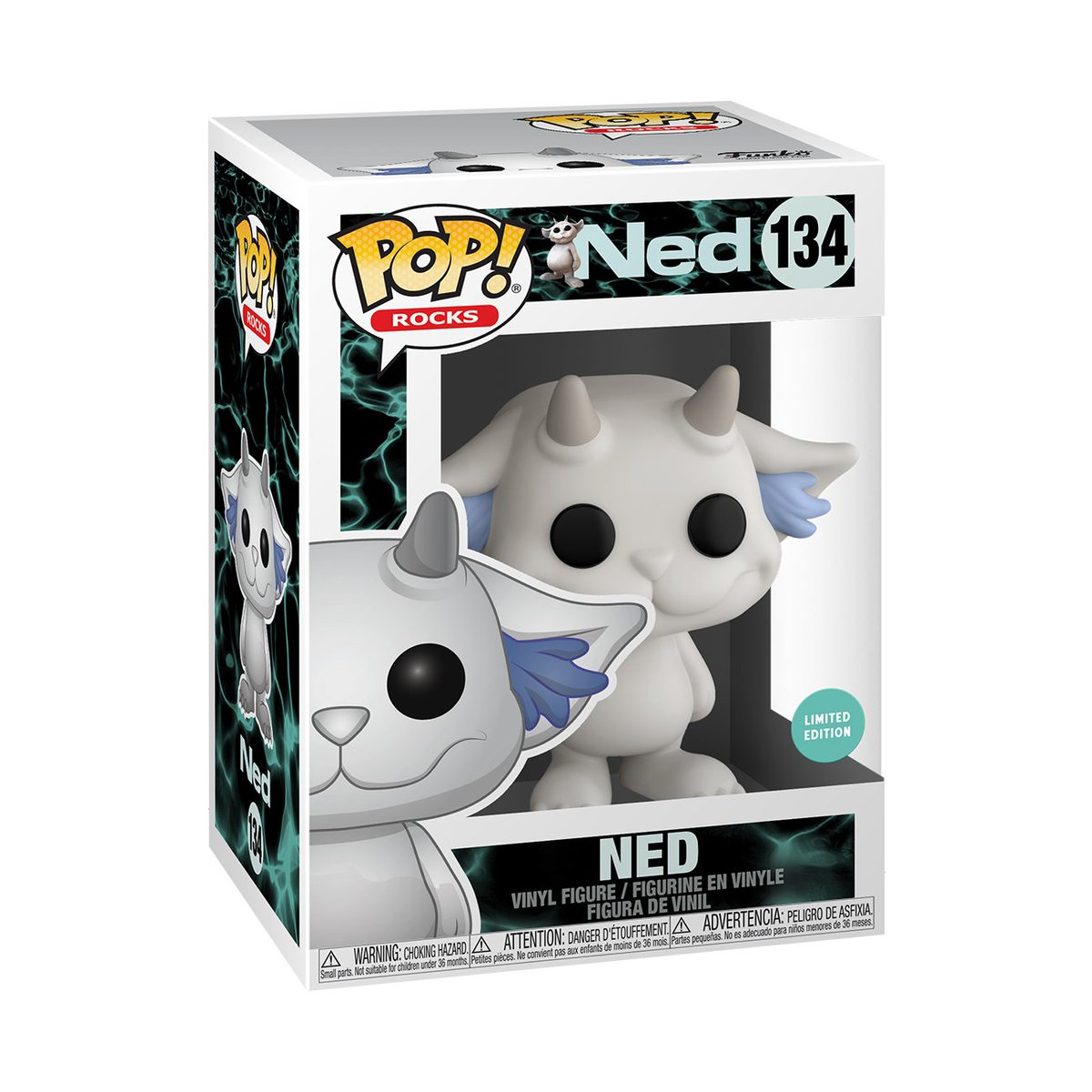Want to WIN a Limited-Edition NED Pop!? RT & follow @OriginalFunko for a chance to WIN!  #Funko #Pop #Exclusive #Giveaway #FunkoFamily #NED #TwentyOnePilots