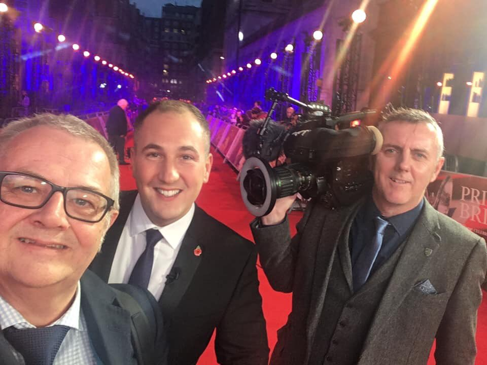 test Twitter Media - We're at the @PrideOfBritain again with @markwittyitv and @mattpriceITV https://t.co/o8aTWRnSGh