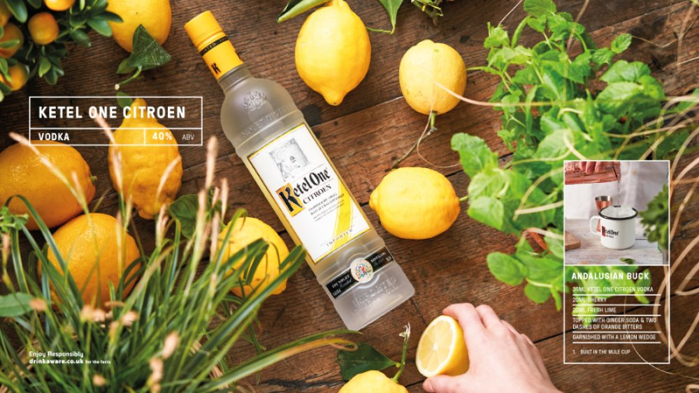 @KetelOne Citroen flavored vodka begins with Ketel One Vodka, infused with the essence of four different types of citrus lemons, and two types of limes to enhance the freshness. #vodka #lemon  Download our new Food supplement https://t.co/7lVIEFFJWT https://t.co/Dvxlrj2Dp9