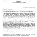 🔴⚙️ #ArcelorMittal. Fim #Fiom Uilm: se accordo diventa carta straccia. Al via mobilitazione! #ExIlva https://t.co/dsL6Pelsz6