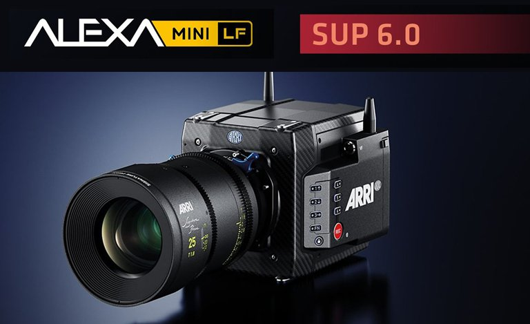 #ARRI is releasing ALEXA #MiniLF Software Update Package (SUP) 6.0.20, an update to the production software for the ALEXA Mini LF.