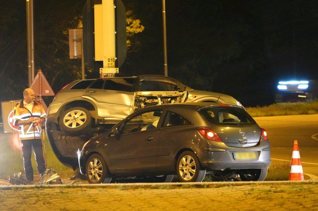 Melding ongeval Barneveld