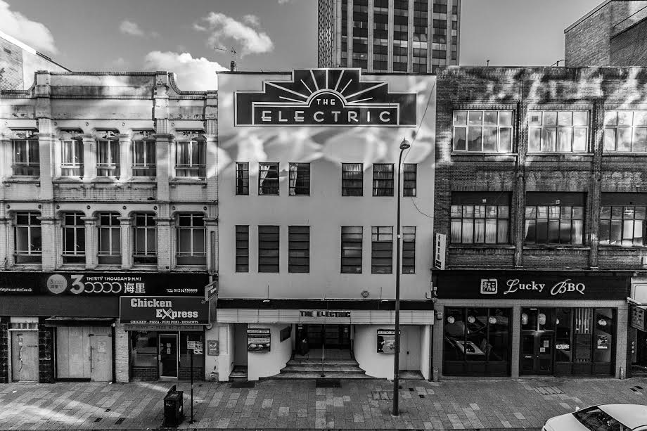 The Electric, a true icon of Birmingham and the UK's oldest working cinema 😍  Enjoy concessionary rate tickets (saving £3 or more per ticket) for screenings/events (Sunday - Thursday) with the IB App:   Photo by:  @ElectricBham
