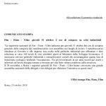 🔴⚙️ Fim #Fiom Uilm: giovedì 31 ottobre 2 ore di sciopero su crisi industriali!  👇🏻 https://t.co/4ioxmrumUh https://t.co/c1rgAMbN2c