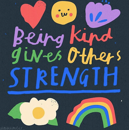 It's our gift to give ❤ Share a smile, say nice words, make a donation, volunteer, help others - Be Kind ❤  #akidsguidetokindness #raok #kindness https://t.co/9Y3GrOMUWl