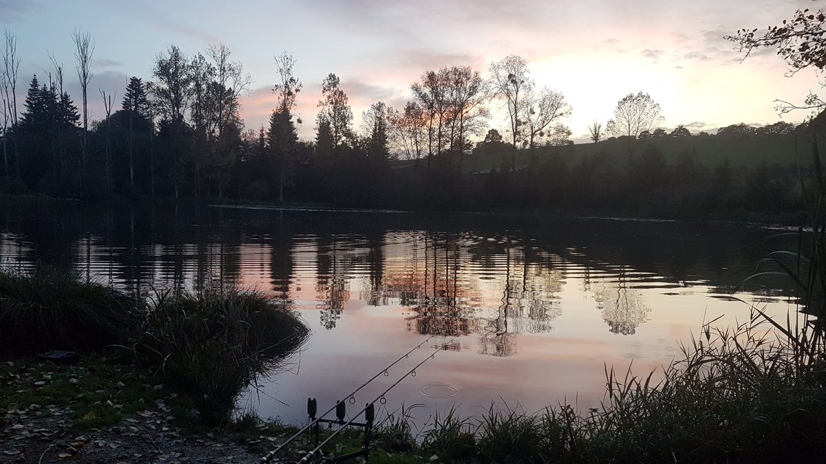 Beautiful evening @upshot11 #carpfishing #fishinginfrance https://t.co/rue7jz3RdX